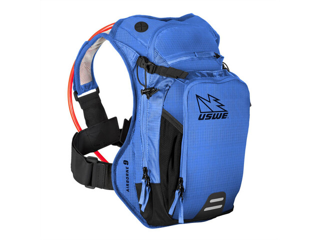USWE Airborne 9 - Mochila bicicleta - azul